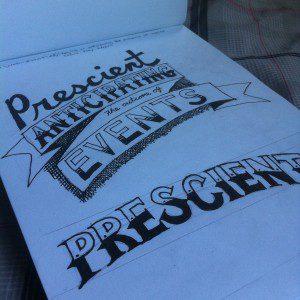 4-24-2013 | Prescient