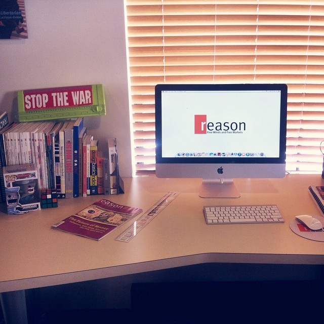 My top 5 blog posts at reason.com in 2014