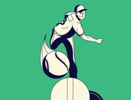 Umpire Judgment Illustration